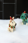 Fido Frenchie Ornament