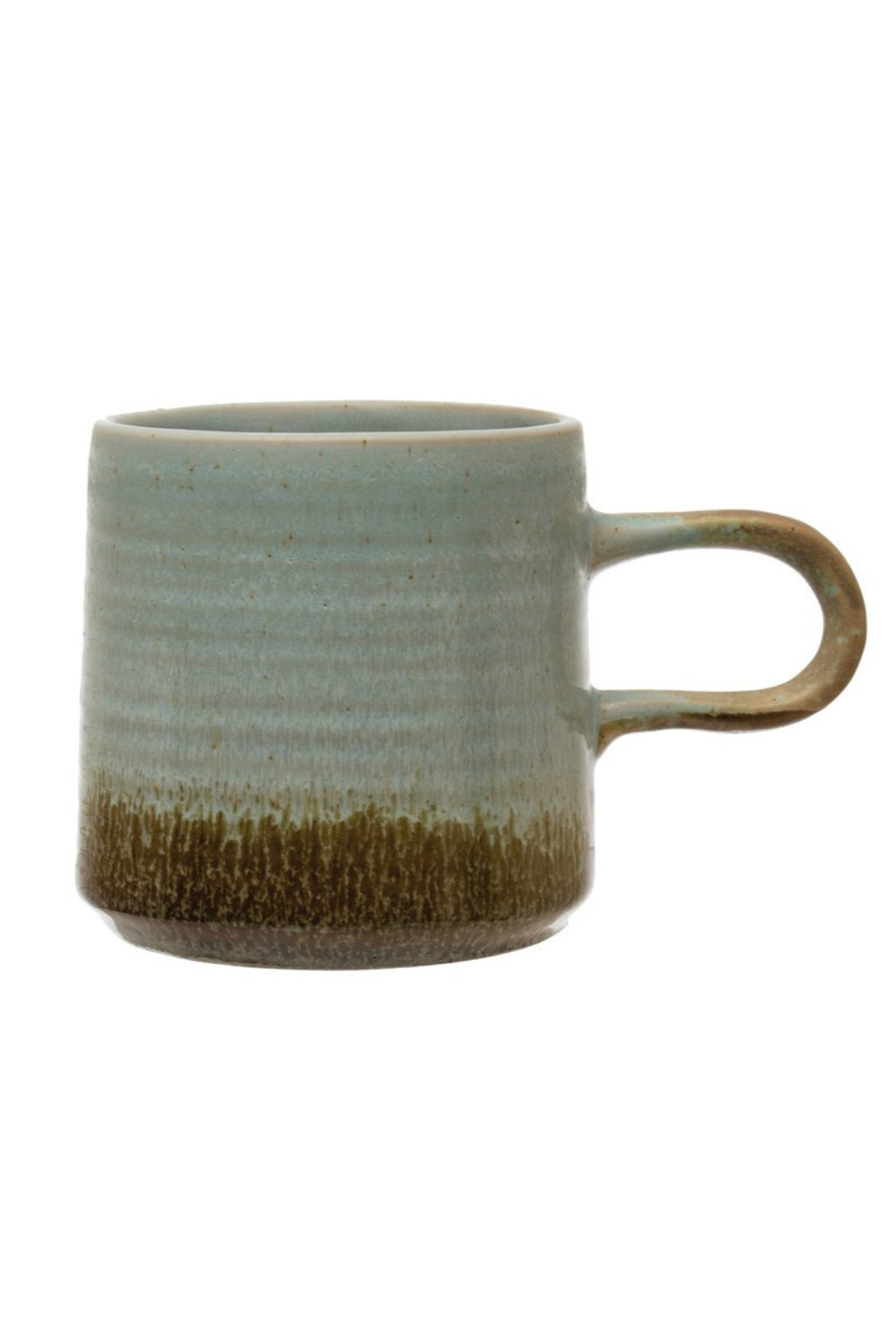 Creative Co-op Earthen Stoneware Mug
