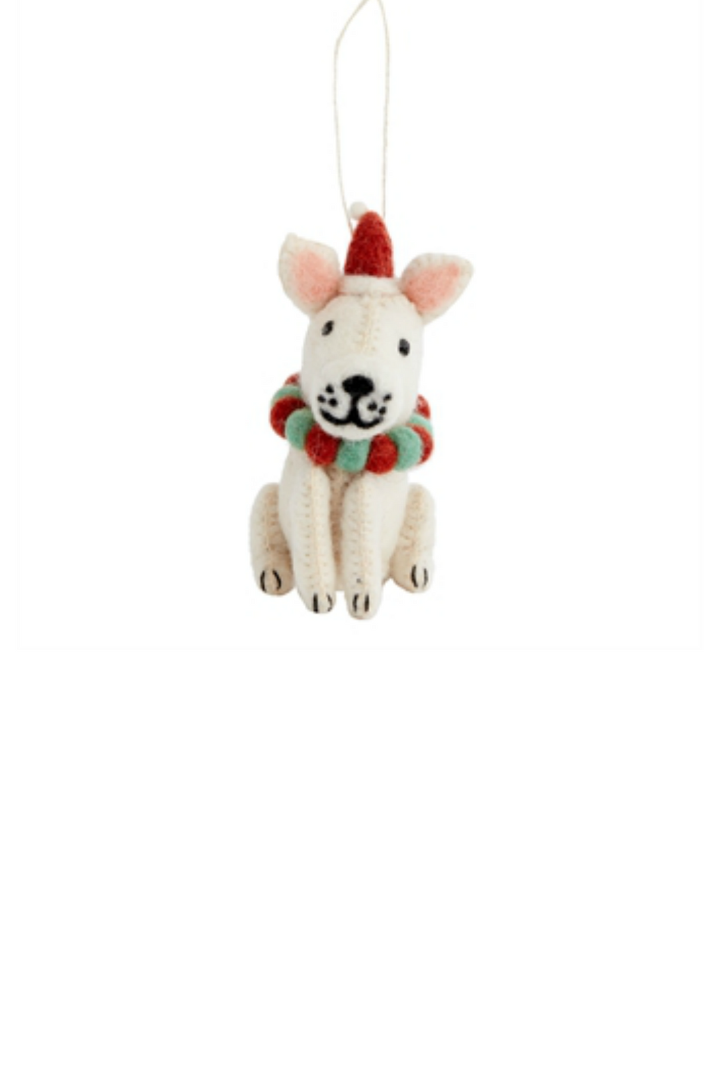 Accent Decor Fido Frenchie Ornament