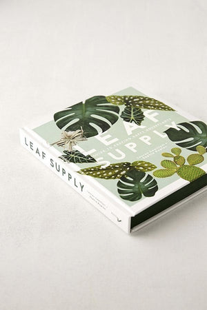 EcoVibe Style - Leaf Supply by Lauren Camilleri and Sophia Kaplan, Book