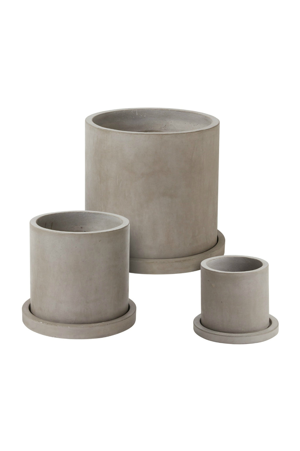 Accent Decor Marta Concrete Planter