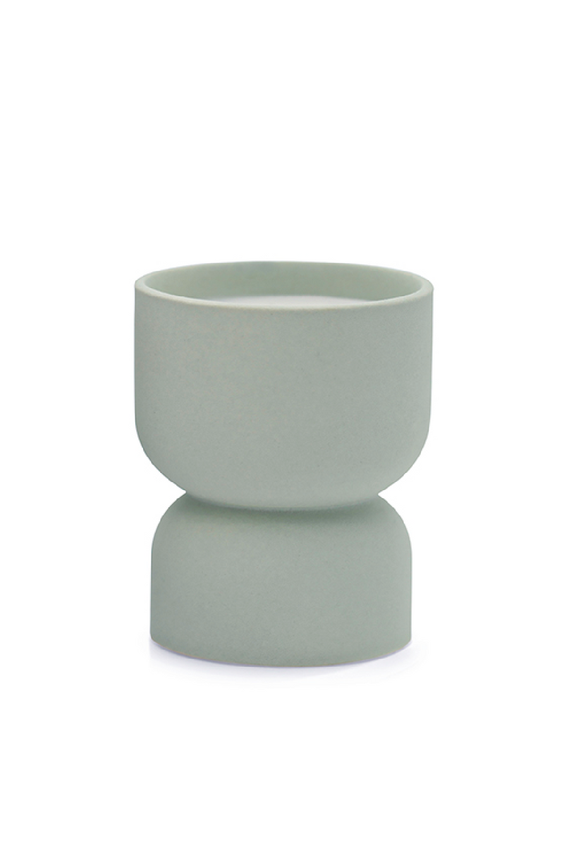 Paddywax Form Ceramic Candle, Ocean Rose + Bay