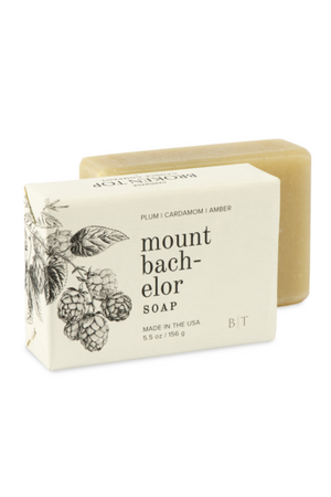 Broken Top Natural Bar Soap in Mount Bachelor