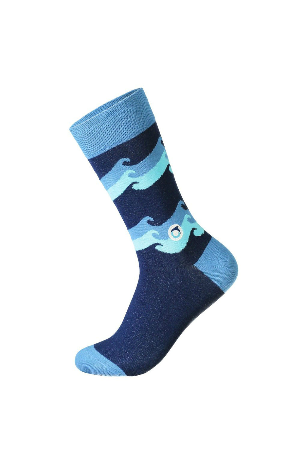 Conscious Step Socks that Protect Oceans - Navy Blue
