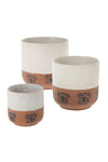 Accent Decor Ojo Pot