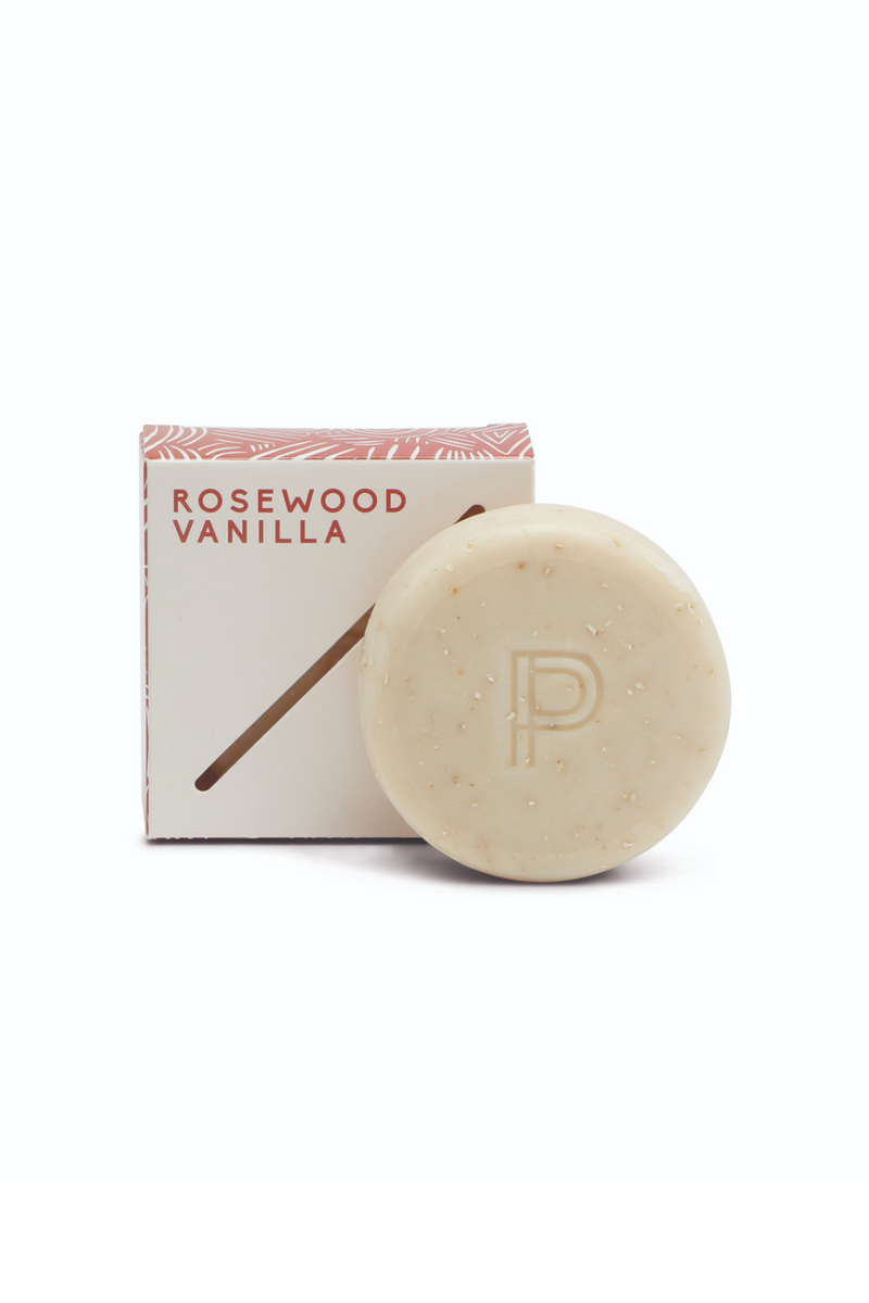 Paddywax Rosewood Vanilla Body Bar Soap