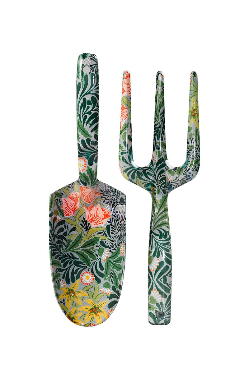 Wild & Wolf V&A Fork and Trowel Set