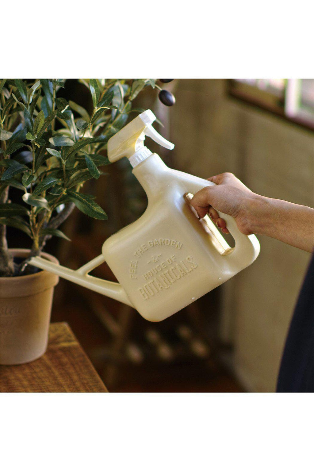 EcoVibe Style - Spray Sprinkler Watering Can & Mister