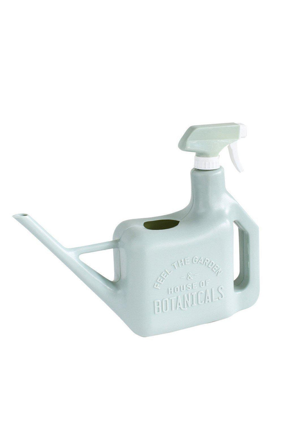 EcoVibe Style - Spray Sprinkler Watering Can & Mister,  | Grayish Blue