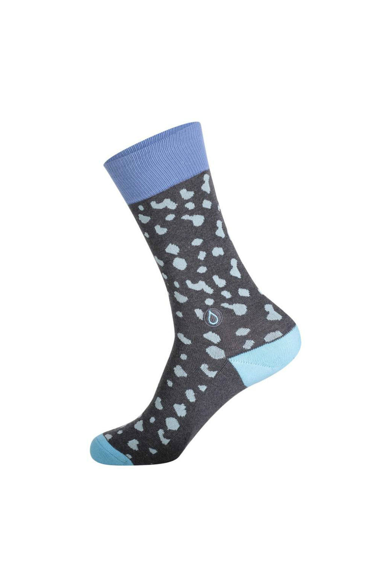 Conscious Step Socks that Give Water - Grey