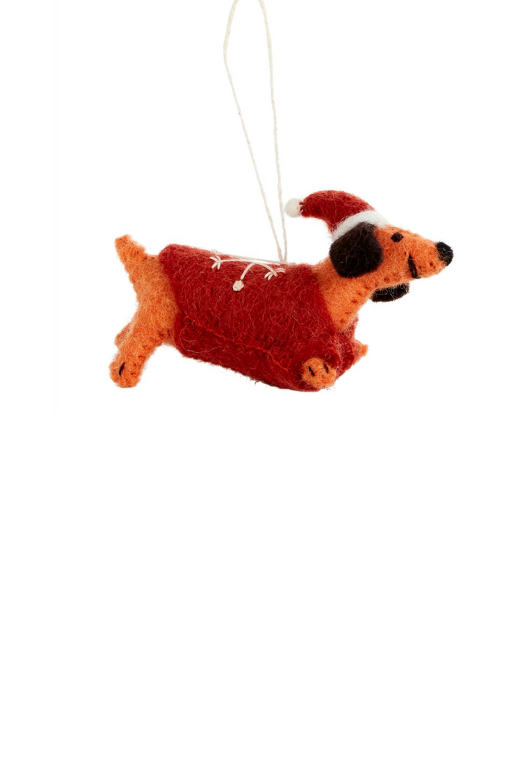 Accent Decor Fido Wiener Ornament