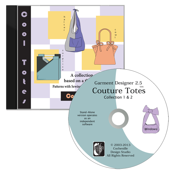 Couture Totes, Win (Digital Download)