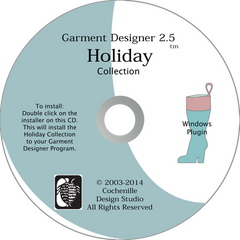 Holiday Collection Plug-In Win (Digital Download)