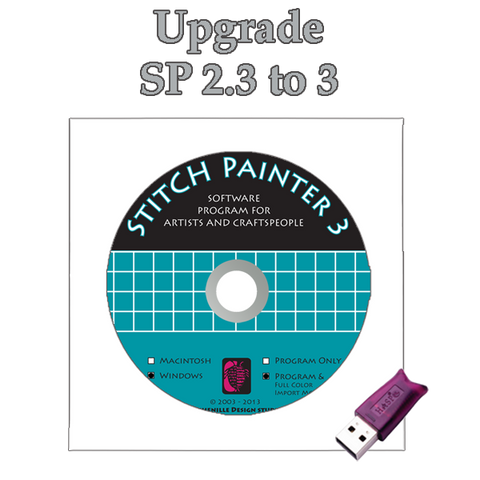 Stitch Painter Upgrades