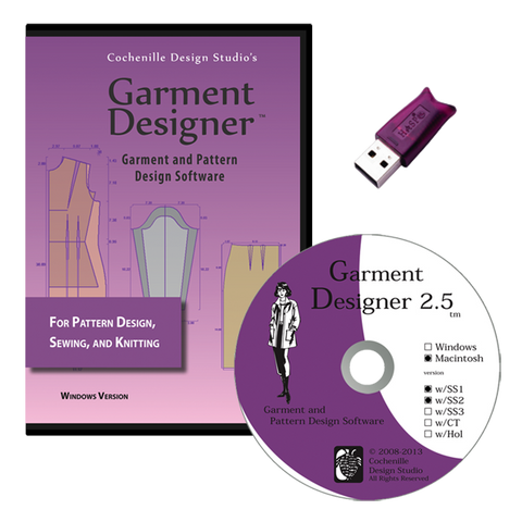 Garment Designer Software
