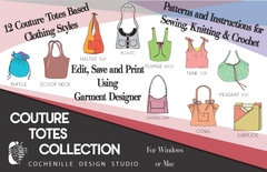 Couture Totes Plug-In Mac (Digital Download)