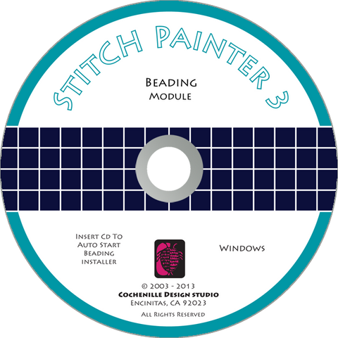 Stitch Painter Beading Plug-In Windows