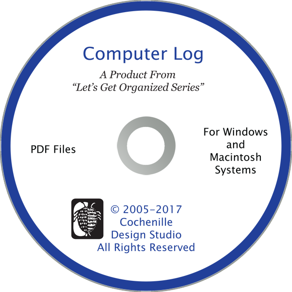 Computer Log CD (Digital Download)