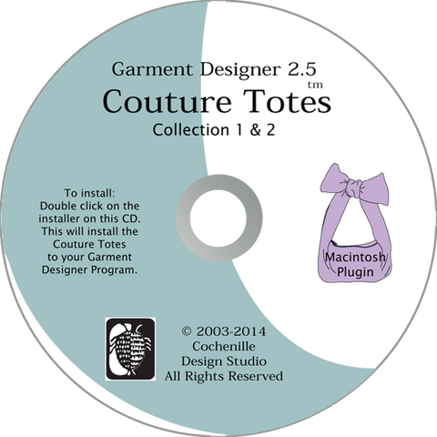 Couture Totes Plug-In Mac