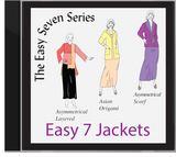Easy 7 Jackets Book DVD