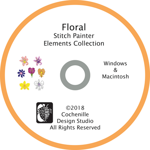 Florals, SP Elements Disc