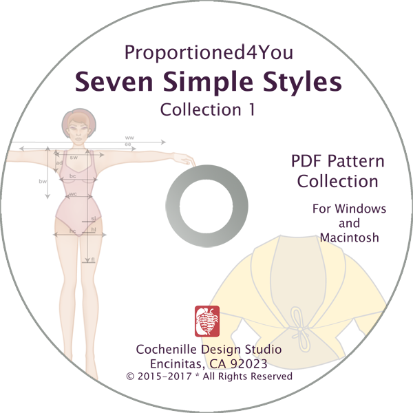 Proportioned 4 You (Digital Download PDF )