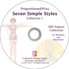 Proportioned 4 You (Digital Download PDF)