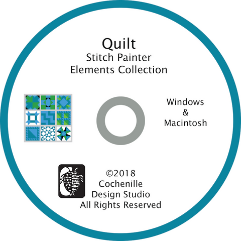 Quilt Blocks, SP Elements Disc