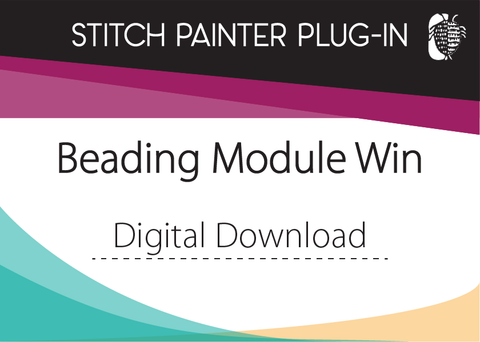 Stitch Painter Beading Plug-In, Win (Digital Download)