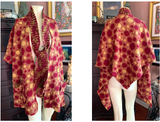 Pocket Cape Wrap Pattern