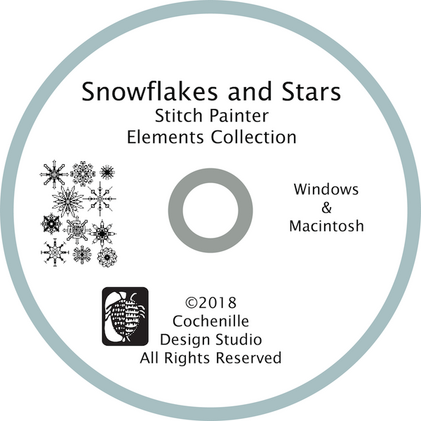 Snowflakes/Stars, SP Elements Disc
