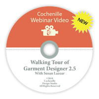 Walking Tour of Garment Designer (Digital Download)