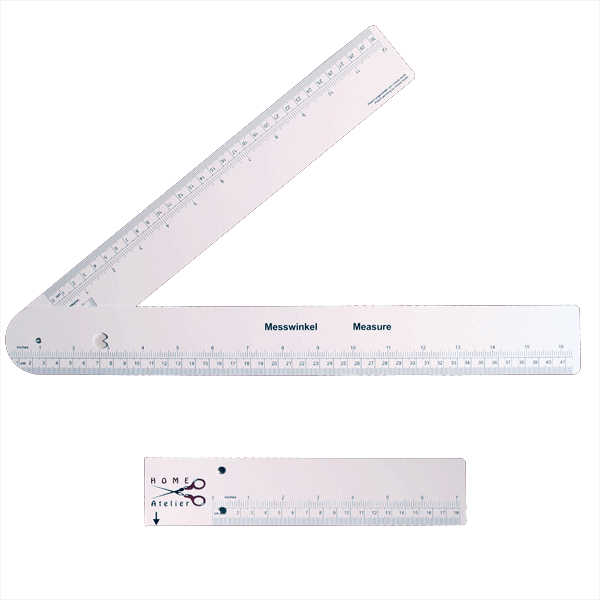 Hurth Measuring Ruler