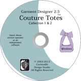 Couture Totes Stand Alone, Win (Digital Download)