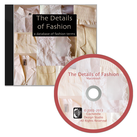 Details of Fashion, Mac (Digital Download)