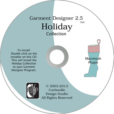 Holiday Coll 1 Plug-In Mac