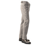 DFR89 Casual pants, grey, cotton with a stretchy, comfortable feel.
