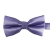 A lilac bow-tie from Knotz, great for any wedding suit or tuxedo.