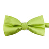 A lime green bow-tie from Knotz, great with wedding suits and tuxedos.