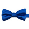 A royal blue bow-tie from Knotz, great with wedding suits and tuxedos.