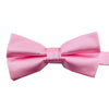 A light pink bow-tie from Knotz, great with wedding suits and tuxedos.