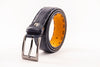 Differ Leather Belt, made for casual pants, jeans, and dress pants