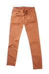 DFR89 stretchy casual cotton pants, beige. Great for dressy casual, or leisure wear.