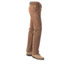 DFR89 Casual pants, beige, cotton with a stretchy, comfortable feel.