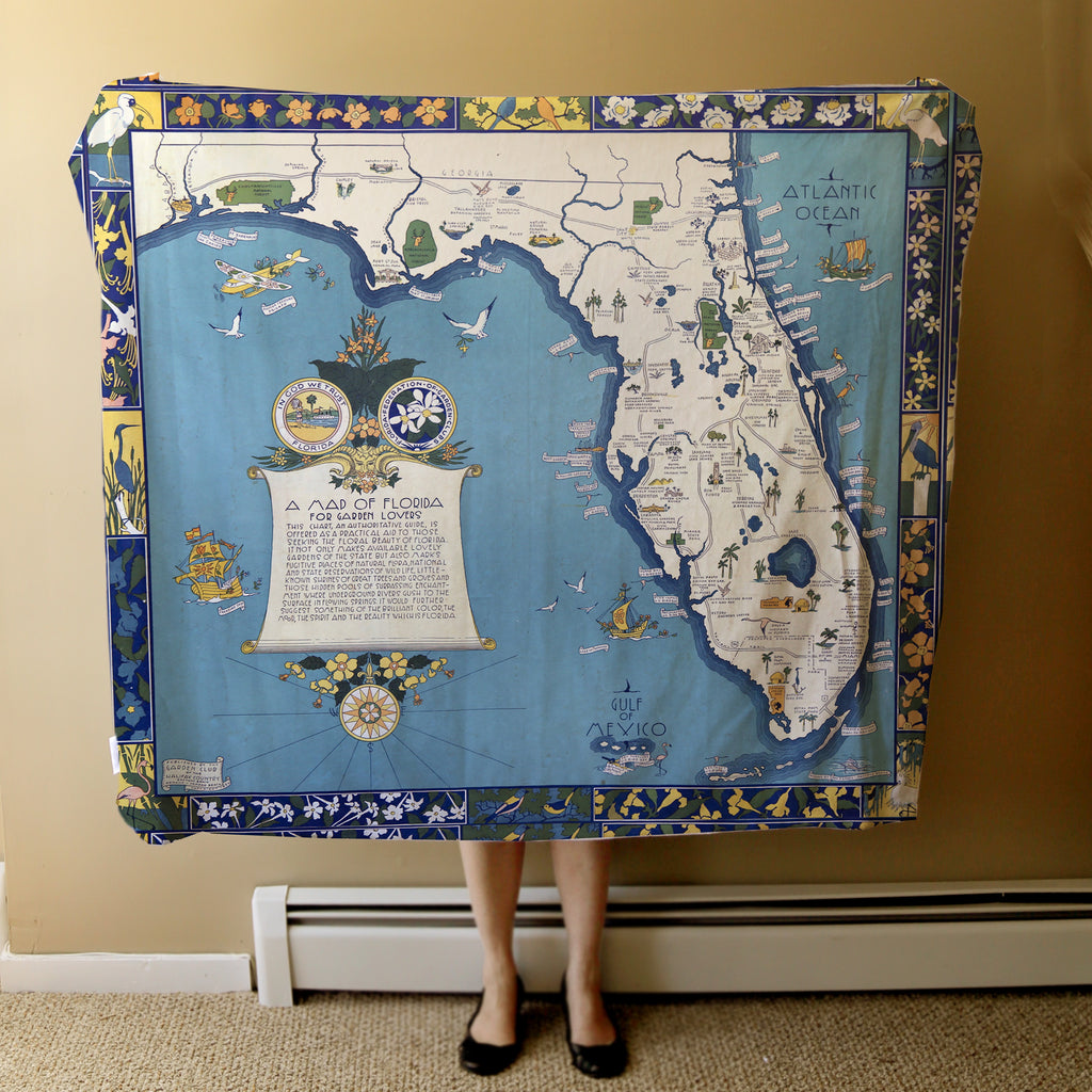 Our new #1: Map Blankets
