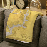 Alexandria / Washington D.C. Map Blanket