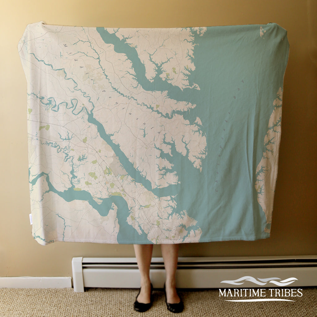Middle Peninsula, Virginia Blanket