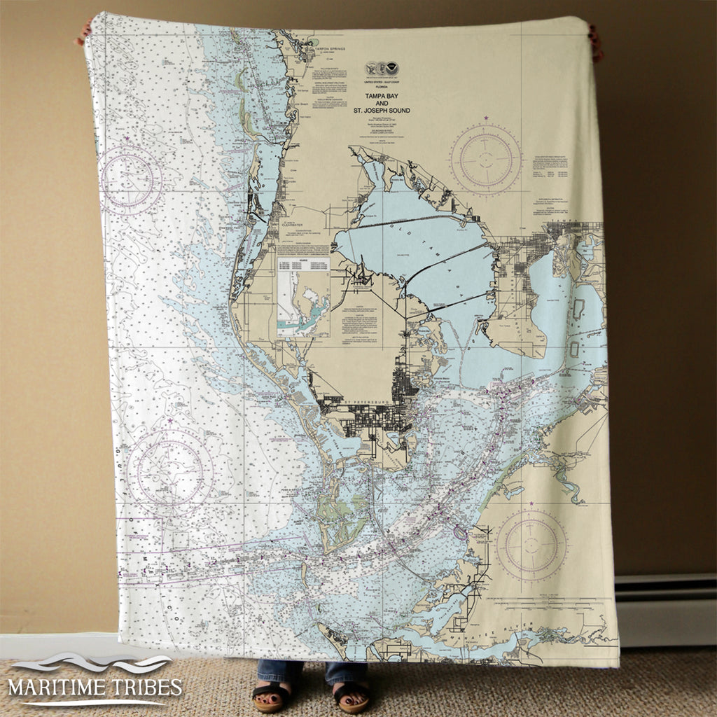 Tampa Bay and St. Joseph Sound - 2018 Blanket