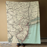 New Jersey State Blanket