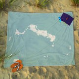 Turks & Caicos Islands Blanket